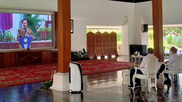 Ikuti Arahan Presiden Jokowi, Pemulihan Ekonomi Jadi Fokus APBD Banyuwangi 2021