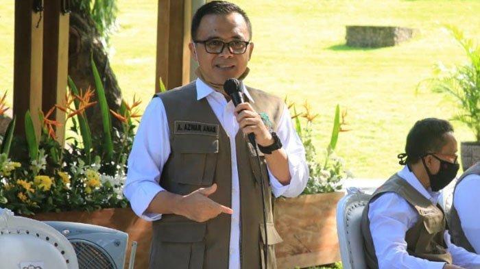 Masa Jabatan Sebagai Bupati Banyuwangi Hampir Selesai, Azwar Anas Pamitan dan Minta Maaf
