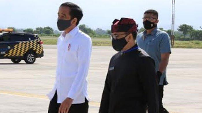 Tiba di Banyuwangi, Presiden Jokowi Tinjau Kesiapan New Normal di Destinasi Pariwisata