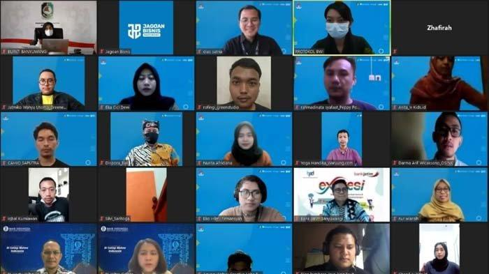 Inkubasi Cetak Ratusan Pengusaha Muda Banyuwangi Dimulai Dimentori Bank Indonesia Sampai Gojek