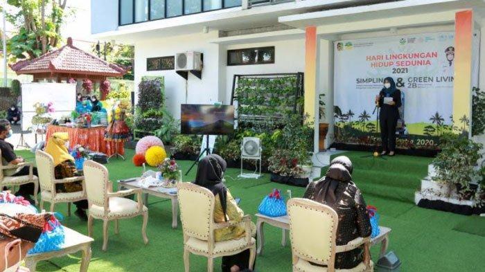 Permudah Layanan, Pemkab Banyuwangi Luncurkan Program Simpling dan Green Living