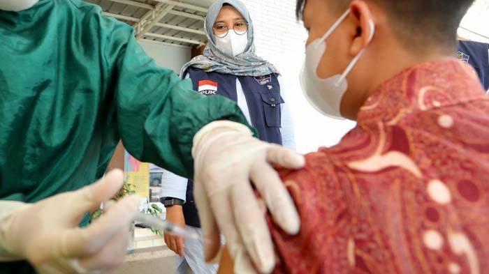 Dari Data Dinkes Banyuwangi, Vaksinasi Efektif Tekan Penularan dan Cegah Dampak Buruk Covid-19