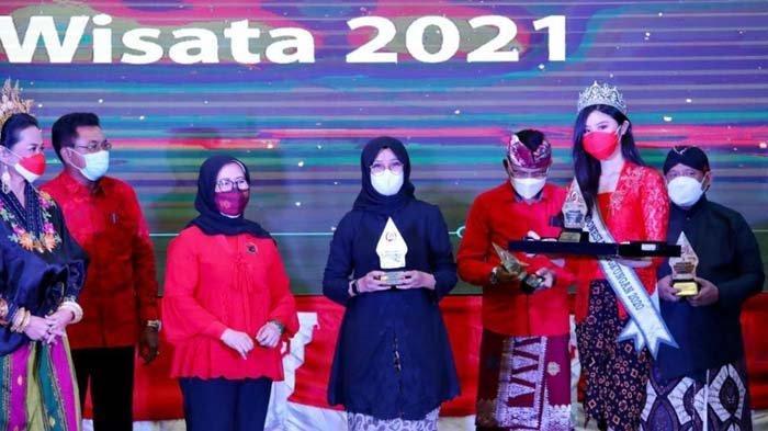 Banyuwangi Memborong Sejumlah Penghargaan Bergengsi dalam Trisakti Tourism Award 2021