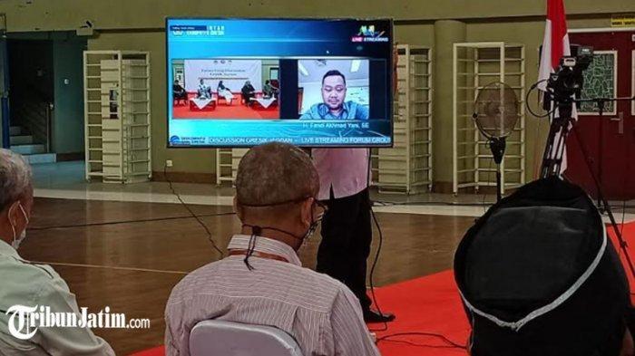 Luncurkan 'Gresik Jagoan', Pemerintah Kabupaten Gresik Dukung Generasi Milenial Berwirausaha