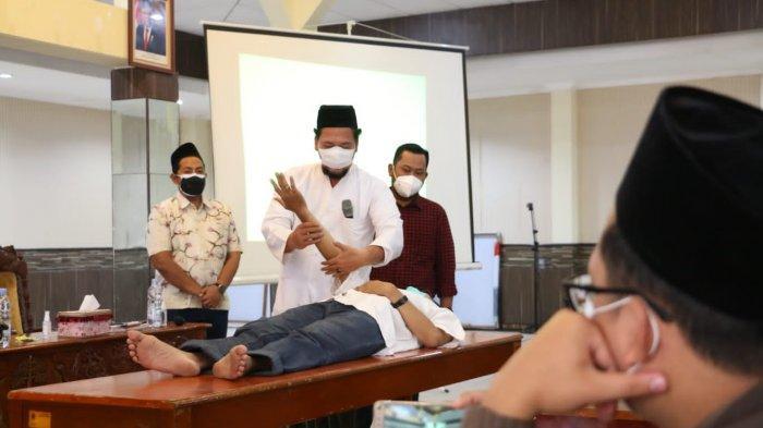 Gus Yani Gandeng Relawan untuk Pemulasaran Jenazah Pasien Covid-19 di Gresik