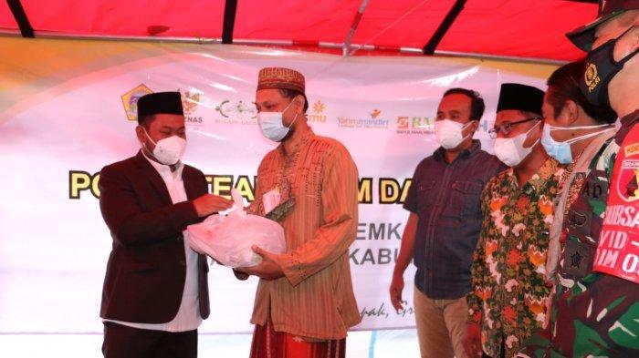 Posko PPKM Darurat Covid-19 untuk Bantu Layani Pasien Isoman dan warga Terdampak PPKM di Gresik