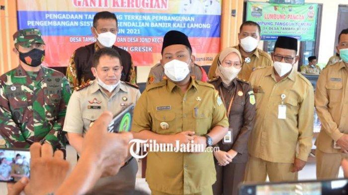 DPRD Gresik Puji Gerak Cepat Penanganan Banjir Kali Lamong