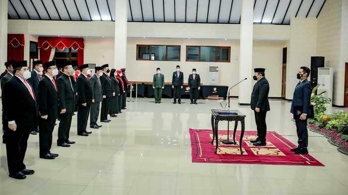 Belasan Kursi Kepala OPD Pemkab Jember Akhirnya Diisi Pejabat Definitif