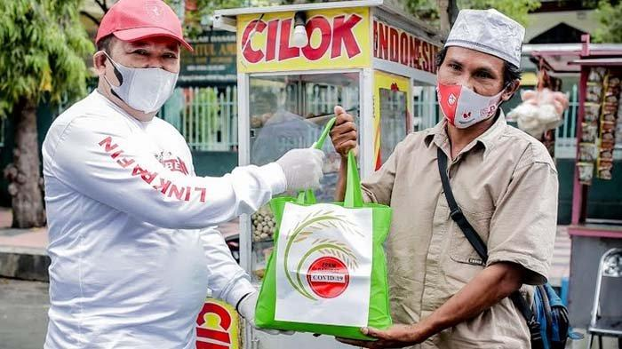 Pemkab Jember, TNI dan Polri Gelontorkan Bantuan kepada Warga Terdampak PPKM Darurat