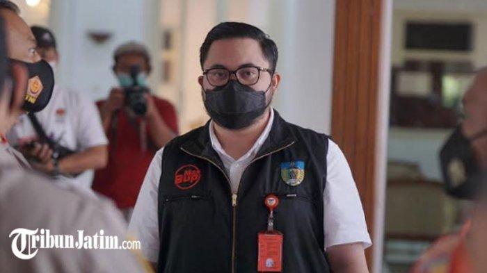 Kasus Covid-19 Kabupaten Kediri Pecah Rekor, Bupati Mas Dhito: yang Bisa Menolong Memakai Masker