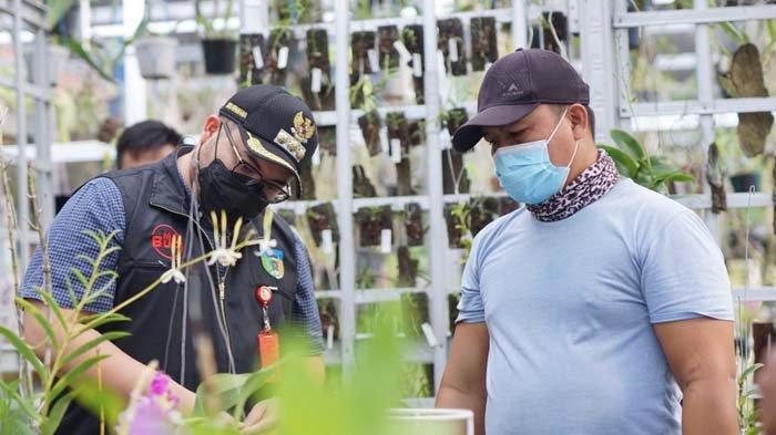 Kunjungi Desa Banjaranyar Kediri, Mas Bup Serap Aspirasi Petani Tanaman Hias