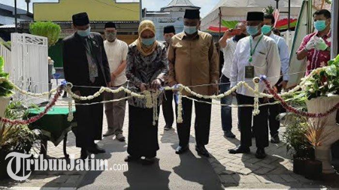 Bupati Haryanti Sutrisno Resmikan Gedung DPD LDII Terbaru, Sekaligus Buka Musda VI Kabupaten Kediri