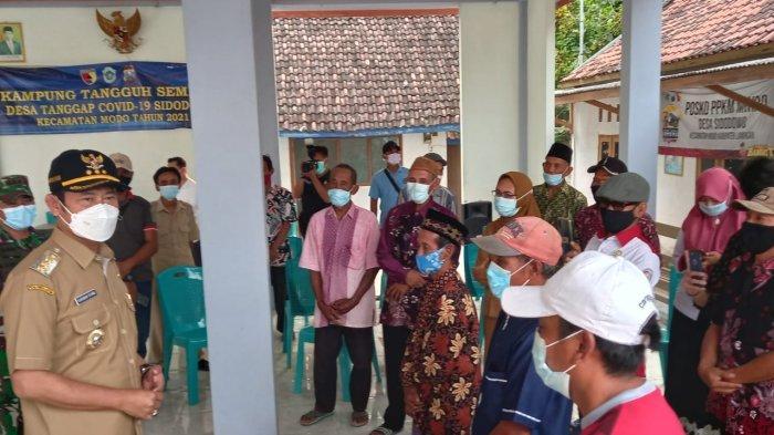 Klaster Hajatan di Desa Sidodowo Kini Mulai Menyebar ke Desa Tetangga, 12 Reaktif, dan 6 Positif
