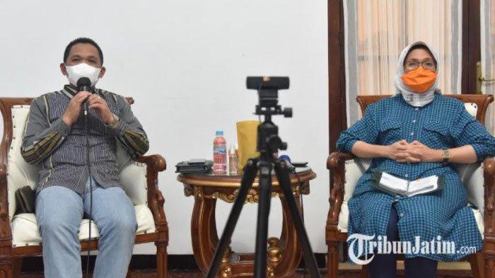 Bupati Lumajang dan Wakil Sepakat Donasi Gaji untuk Bantu Warga Terdampak PPKM