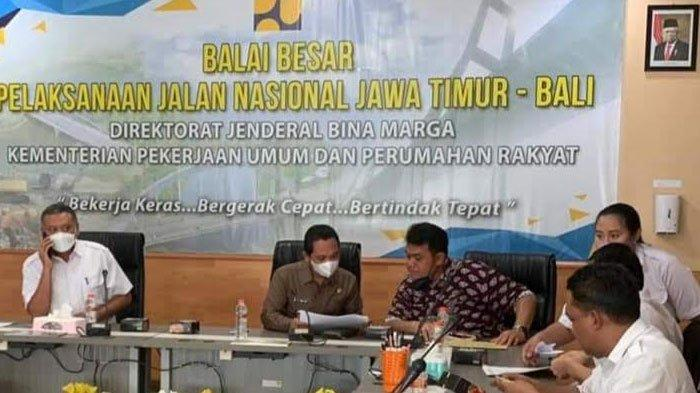 Jalan Candipuro-Lumajang Rusak, Bupati Thoriqul Haq Konsultasikan ke Kementerian PUPR