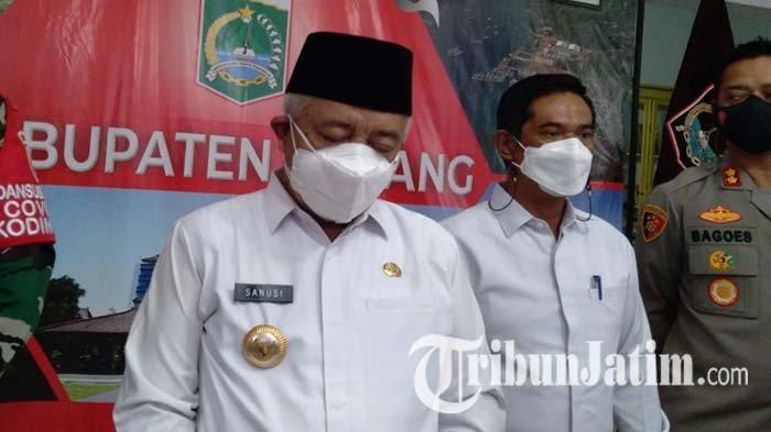 Kebutuhan Oksigen Tempat Isolasi Terpadu di Kabupaten Malang Dipenuhi Perusahaan Swasta