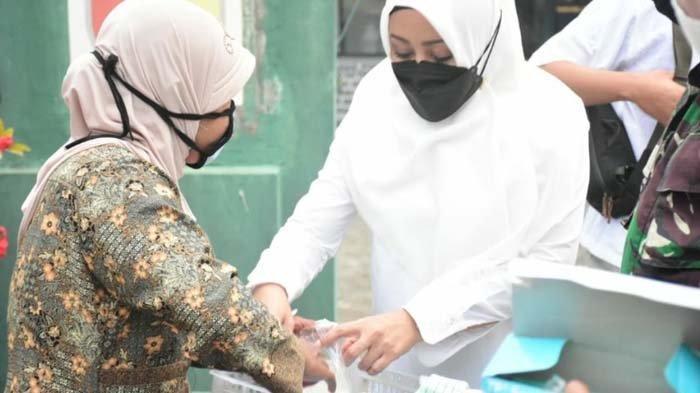 Ikfina Beri Edukasi Masyarakat Mojokerto Patuhi Protokol Kesehatan Saat Ramadan dan Larang Mudik