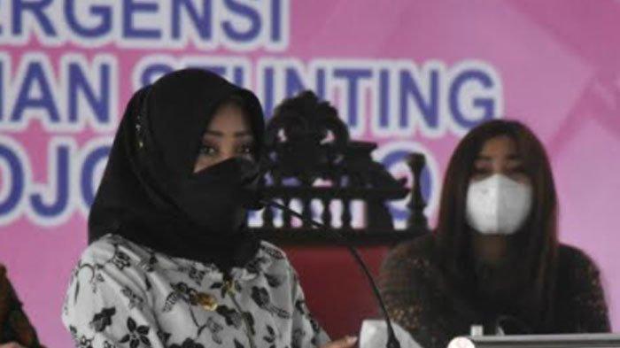Kasus Stunting Capai 30,5 Persen di Kabupaten Mojokerto, Bupati Ikfina Beri Tanggapan