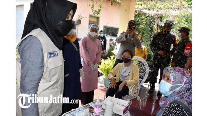 Buru Kasus Covid-19 Baru di Kabupaten Mojokerto, Satgas Fokus Tracing Secara Masif
