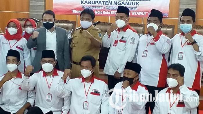 Bupati Nganjuk Novi Rahman Hidhayat Minta Kades dan BPD Selalu Bersinergi Membangun Desa