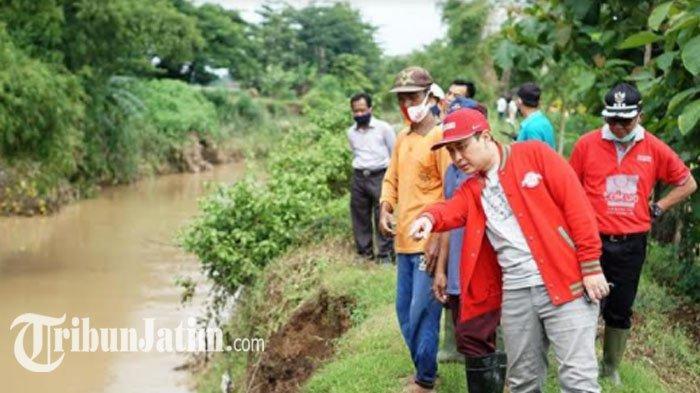 Setidaknya Ada 40 Sungai di Kabupaten Nganjuk Bakal Dinormalisasi Minimalisir Bencana Banjir