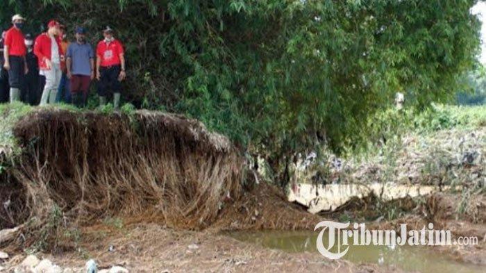 BPBD Kabupaten Nganjuk Waspadai Banjir dan Tanah Longsor, Sebut Curah Hujan Meningkat 40 Persen