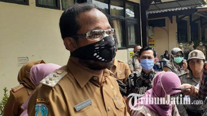 Positif Covid-19, Wanita Asal Ponorogo ini  Nekat Pulang Kampung dari Surabaya Naik Bus