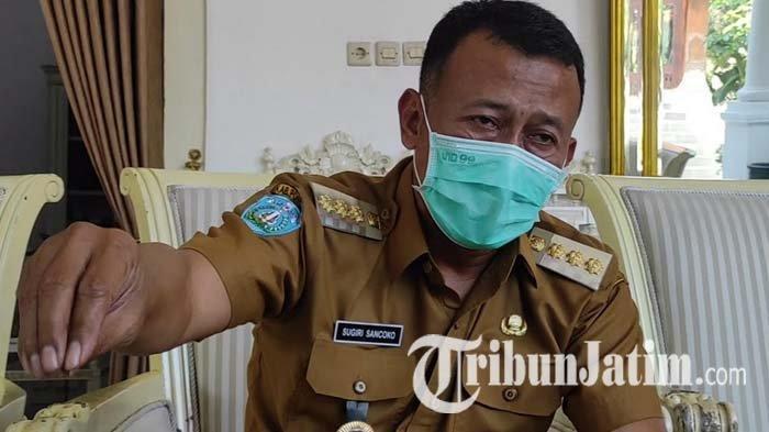 Sembuh Lawan Covid-19, Bupati Ponorogo Sugiri Sancoko Ajak Penyintas Ikut Donor Plasma Konvalesen
