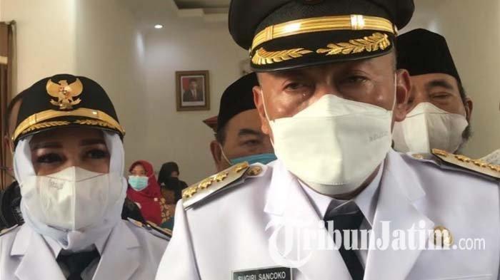 Sertijab Bupati Ponorogo Sugiri Digelar 4 Maret, Sampaikan Pidato Pertama di Depan Gubernur Khofifah