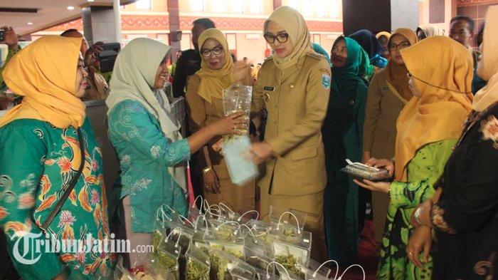 Probolinggo Gelar Sarasehan dan Pameran GP3M, 100 Peserta di 5 Kecamatan Diajari Buat Olahan