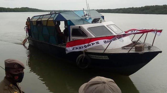 Pemkab Sampang Hibahkan Speed Boat KM Trunojoyo III ke Desa Terisolir