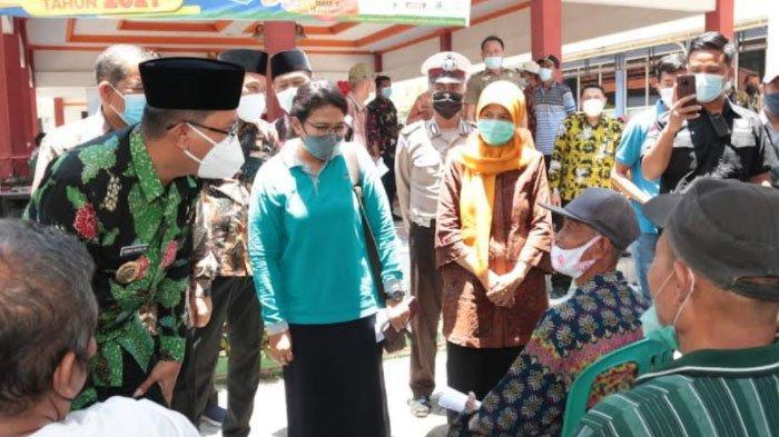 Capaian Vaksinasi Lansia di Sidoarjo Masih Kurang, Begini Upaya Gus Muhdlor Kejar Target