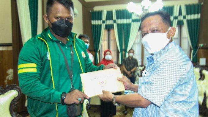 Atlet Asal Situbondo Optimis Raih Medali Emas di Ajang PON XX Papua 2021