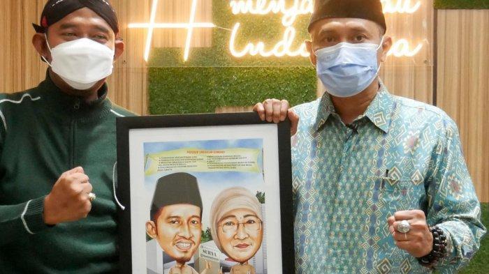 Kisah Inspiratif Achmad Fauzi, Dari Dasi Miring Sampai Akhirnya Jadi Bupati Sumenep