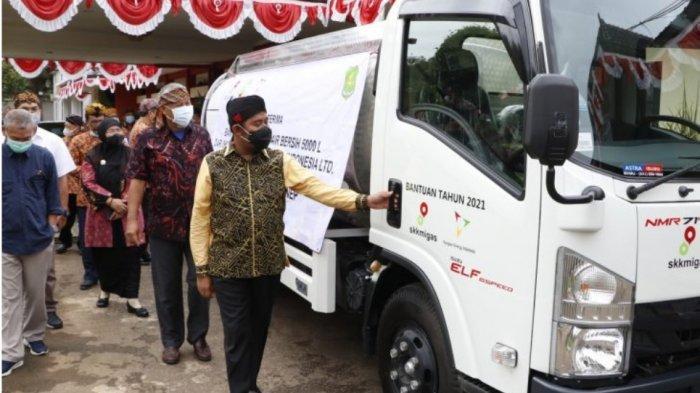 Bupati Sumenep Achmad Fauzi Ingatkan Kontraktor Patuhi Spek dan Tepat Waktu