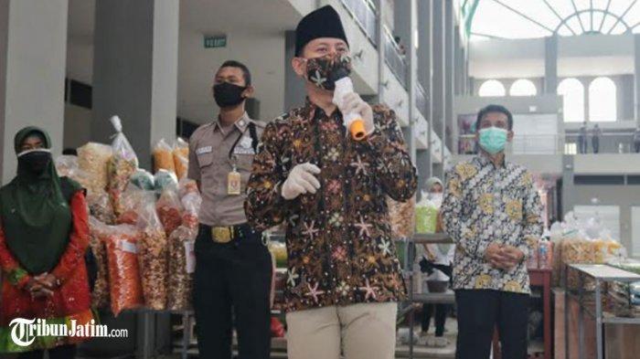 Pasar Pon Kabupaten Trenggalek Buka Perdana Hari Ini, Bupati Mas Ipin Target Bisa Jadi Pasar Wisata