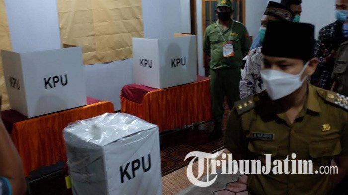 KPU Trenggalek: Partisipasi Pilkada Sekitar 67,51 Persen