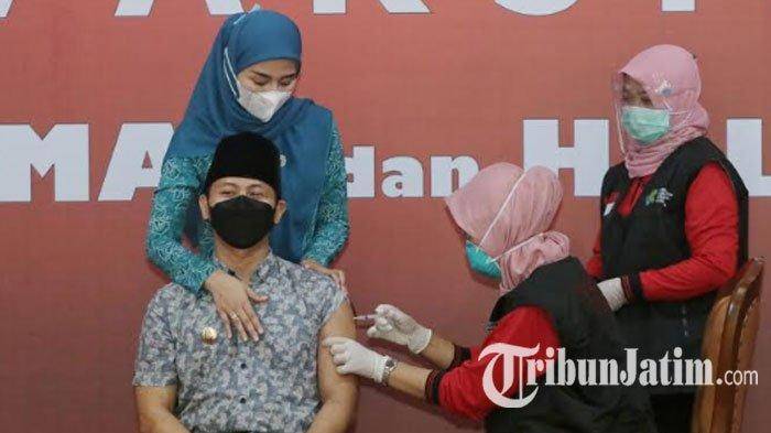 Trenggalek akan Dapat 4.400 Dosis Vaksin Covid-19 Pada Termin Kedua, Bakal Dipakai Vasinasi Nakes