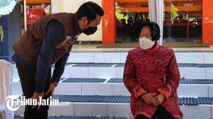 Mensos Risma Marah Besar Penyaluran BPNT di Kecamatan Tuban Janggal, Begini Tanggapan Bupati Lindra