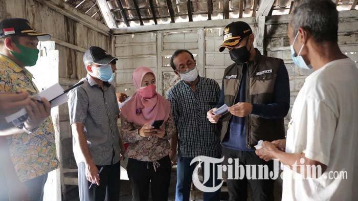 Minta Warga Tuban yang Mampu Lepas Bantuan Sosial Pemerintah, Bupati Lindra: Agar Tepat Sasaran