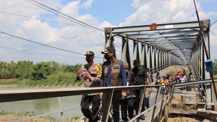 Hampir Setahun Jembatan Glendeng Tuban-Bojonegoro Putus, Anggaran Perbaikan Rp 6,5 M Disiapkan