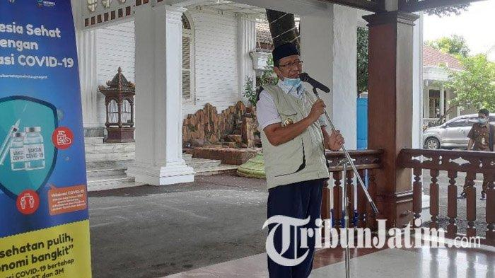 Bupati Tuban Fathul Huda Jelaskan Aturan PPKM di Tuban, Batasan di Tempat Kerja Hingga Objek Wisata