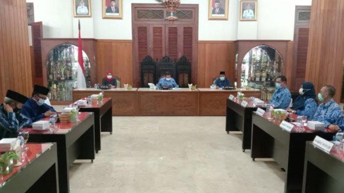 Bupati Tulungagung Rapat Bersama NasDem dan PDI Perjuangan Bahas Pemilihan Wakil Bupati Antar Waktu