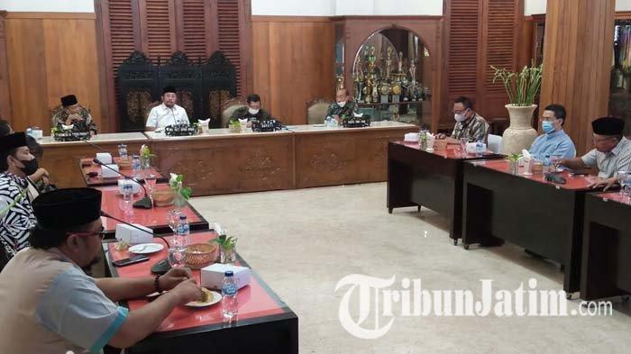 Mencari Masukan Pembangunan Ekonomi Desa, Komisi A DPRD Jatim Belajar BUMDes di Tulungagung
