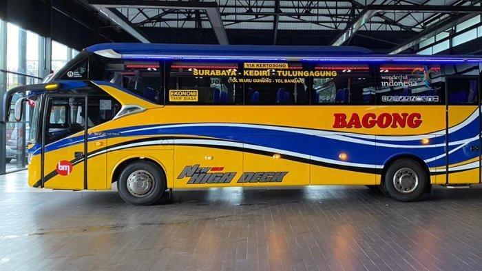 Bus Bagong yang bakal manjakan calon penumpangnya.