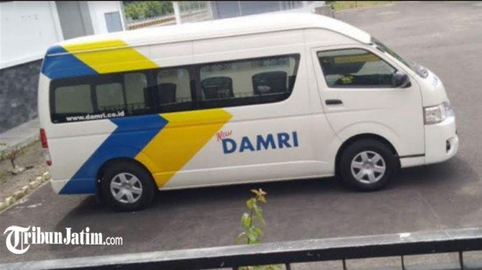 Rute Baru DAMRI Stasiun Magetan-Pantai Kelayar Pacitan, Lewati Destinasi Wisata di Selatan Magetan