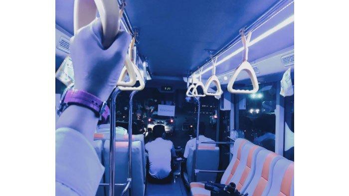 Dishub Sidoarjo Manfaatkan Halte untuk Penjemputan Bus Sekolah