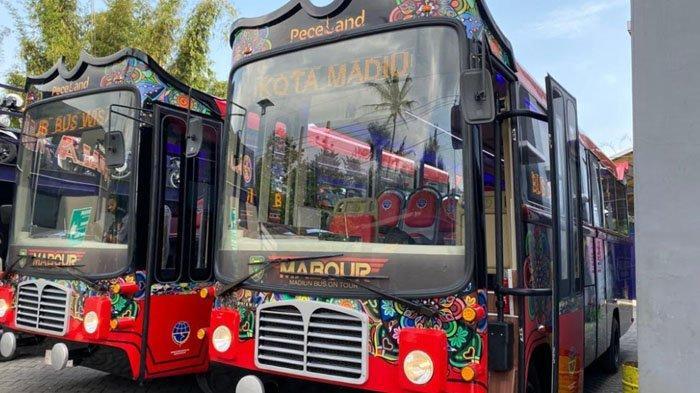 Kota Madiun segera Miliki Bus Wisata Gratis Mabour, Antar Wisatawan Menyusuri Berbagai Tempat Wisata