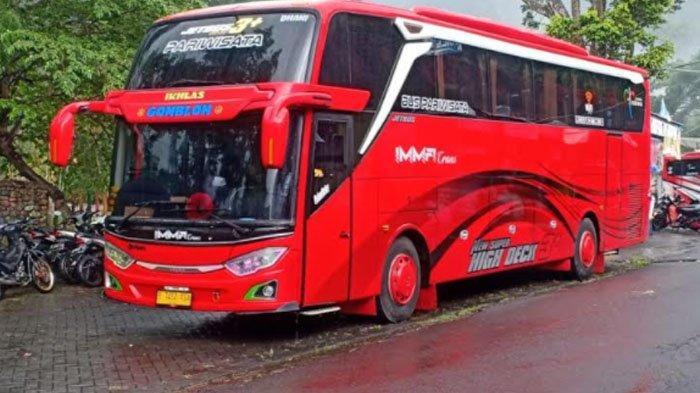 Diparkir di Lahan Kosong, Bus Rp 1,7 Miliar Milik Warga Candi Sidoarjo Raib Digondol Maling