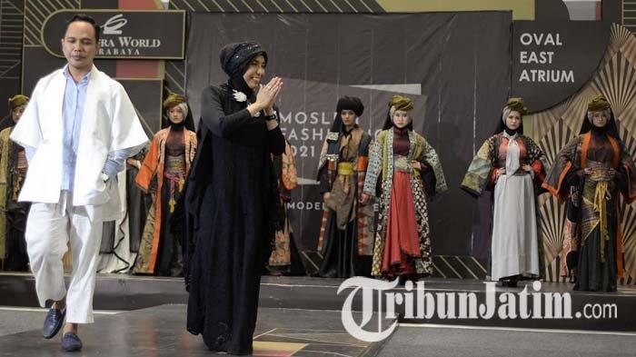 Desainer Kakak-adik Tuangkan Keindahan Budaya Indonesia dalam Koleksi Timur Tengah